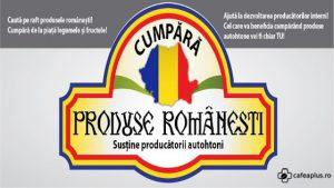 Suporter al consumului de produse românești