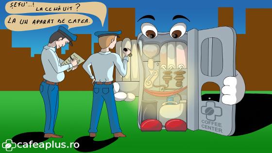 Ce se controleaza la automatele de cafea?