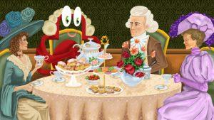 Cum sa organizezi corect o petrecere englezeasca cu ceai?