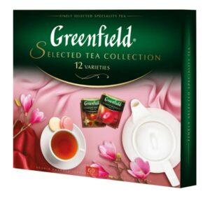 cutie cadou ceai 12 sortimente